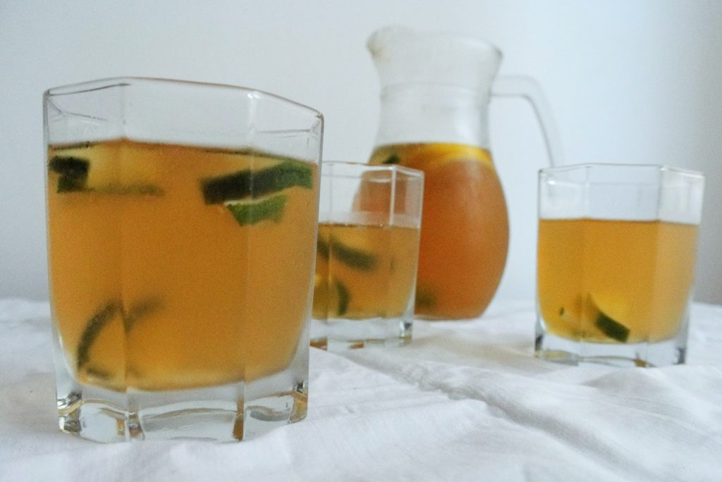 френкс лимонада с лавандула