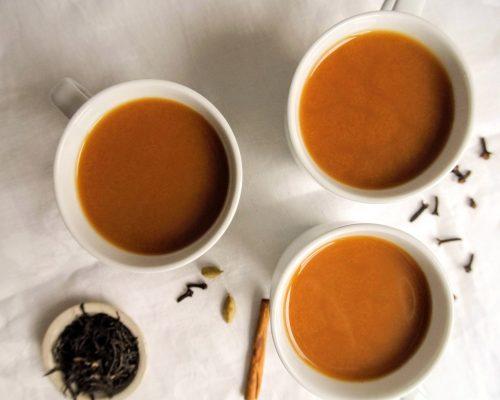 рецепта масала чай
