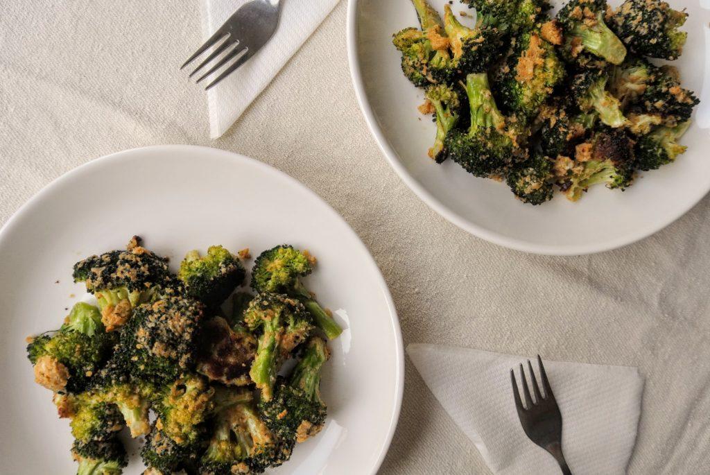 постна рецепта броколи