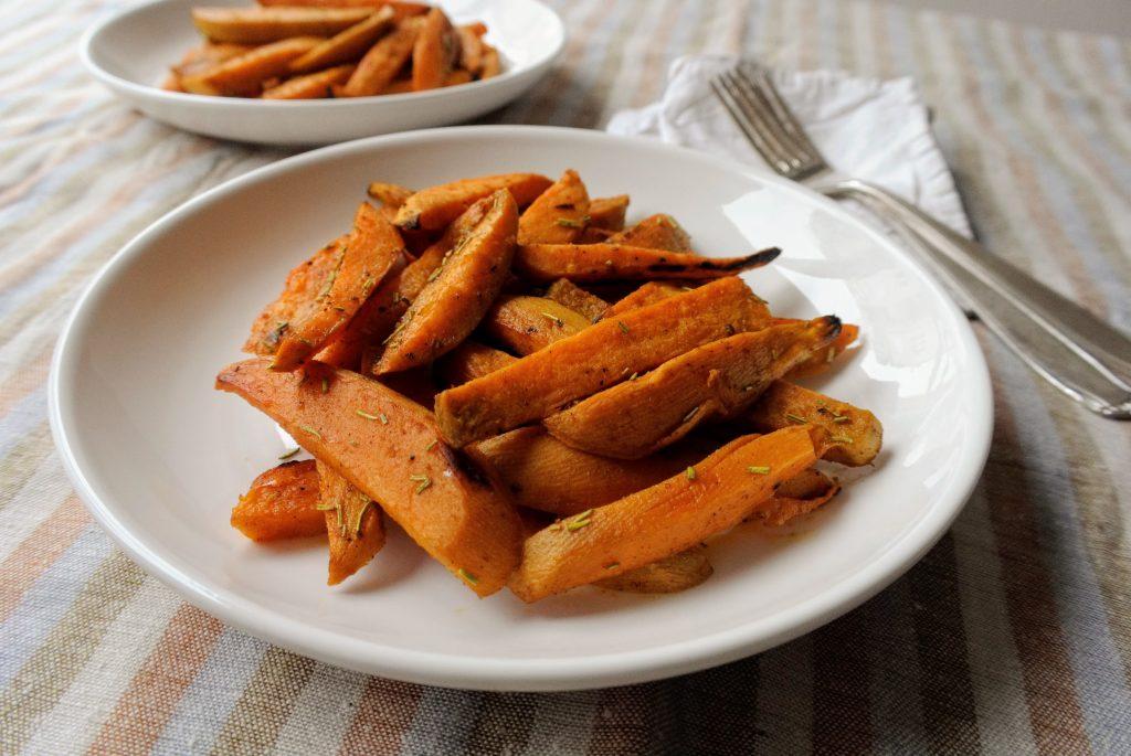 Домашни уеджис от сладък картоф рецепта