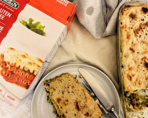 веган рецепта лазаня с броколи и песто